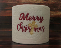 Merry Christmas Toilet Paper