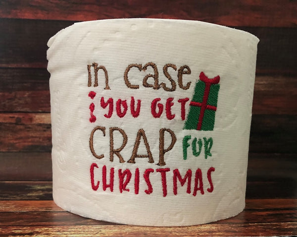 Toilet Paper - Crap For Chrismas