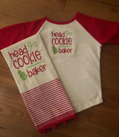 Head Cookie Baker