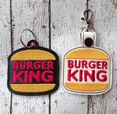 BK Key Fob Set
