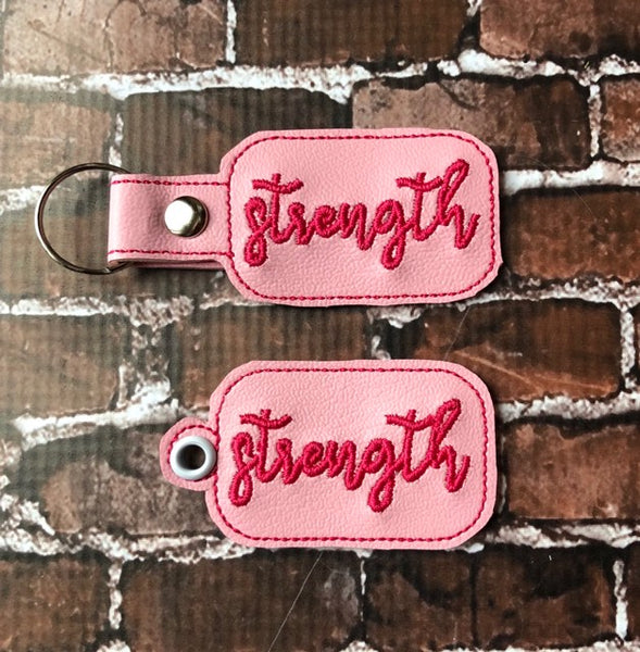 Strength Key Fob