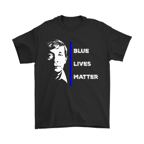 Blue Lives Fundraiser Tees