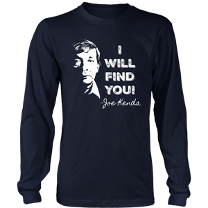 I Will Find You! Men's