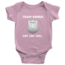 TEAM KENDA ONESIE.....CRY CRY CRY!!