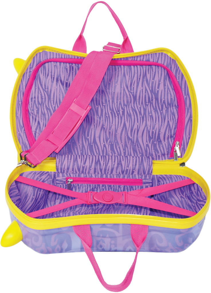 NICKELODEON CRUIZERS RIDE ON KIDS LUGGAGE
