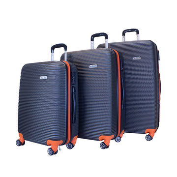 WAVE 3PCS LUGGAGE SET