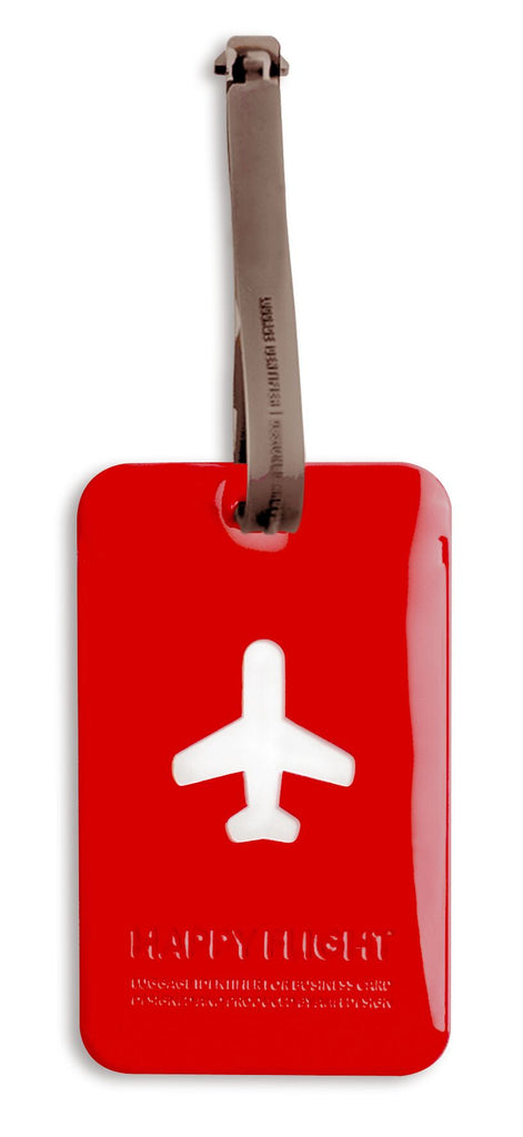 Alife Design Squared Luggage Tag