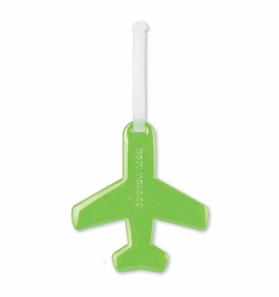 Alife Design Airplane Luggage Tags