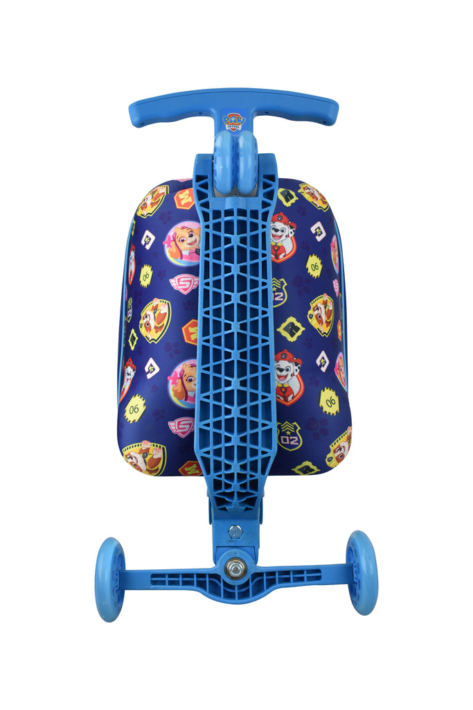 NICKELODEON SCOOTIES. Kids luggage with scooter attached. PAW PATROL
