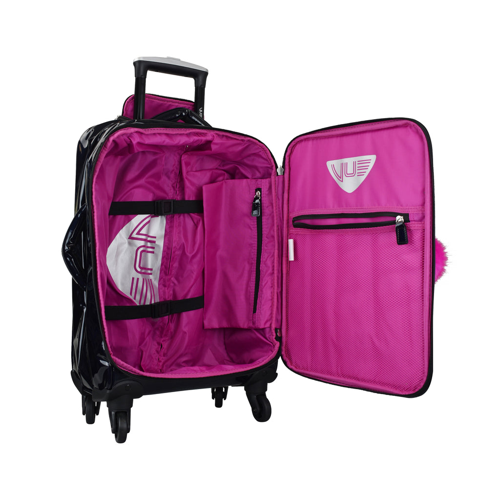 VUE METALLIC 3 PCS LUGGAGE COLLECTION