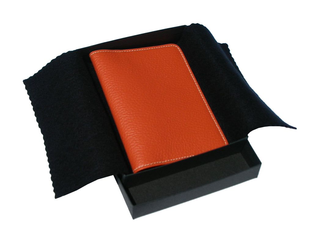 PASSPORT COVER ITALIAN LEATHER