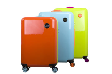 VUE LUGGAGE COLLECTION. WAVE 3 PCS LUGGAGE SET
