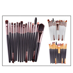 15 Pcs/Set Makeup Brush