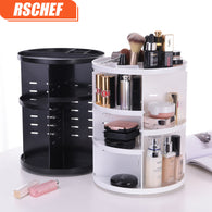 360° Rotating Cosmetics & Makeup Organizer