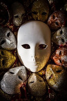 The Masks We Wear: Covering Race And Identity At Work