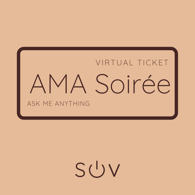 AMA Soirée Virtual Ticket