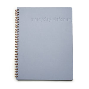 Everyday Visionary Planner by ZerModus - Grey