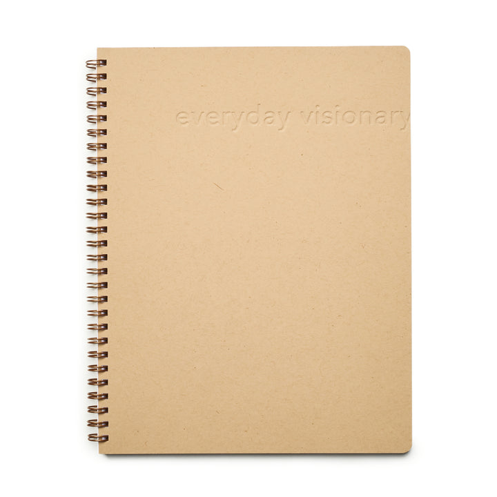 Everyday Visionary Planner by ZerModus - Kraft