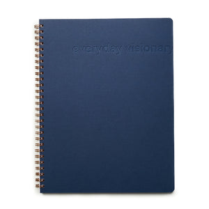 Everyday Visionary Planner by ZerModus - Navy