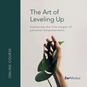 Pre-Order | Online Course | The Art of Leveling Up: Mastering the Five Phases of Personal Empowerment