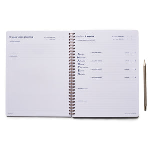 Everyday Visionary Planner by ZerModus - Vision Planning and Goal Setting
