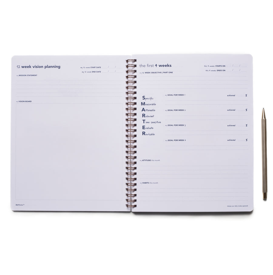 Everyday Visionary | Planner - Grey