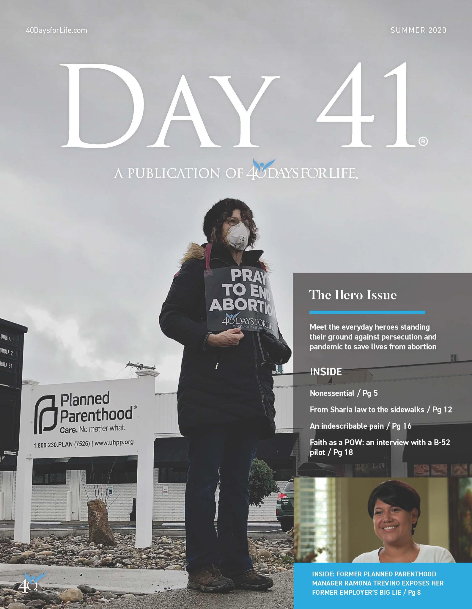 DAY 41 Magazine - SUMMER 2020 (4809579921494)