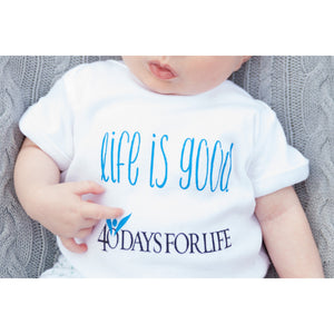 Life Is Good Infant One-Piece (9912562315)