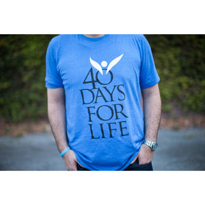 40 Days For Life Unisex T-Shirt (9904694987)