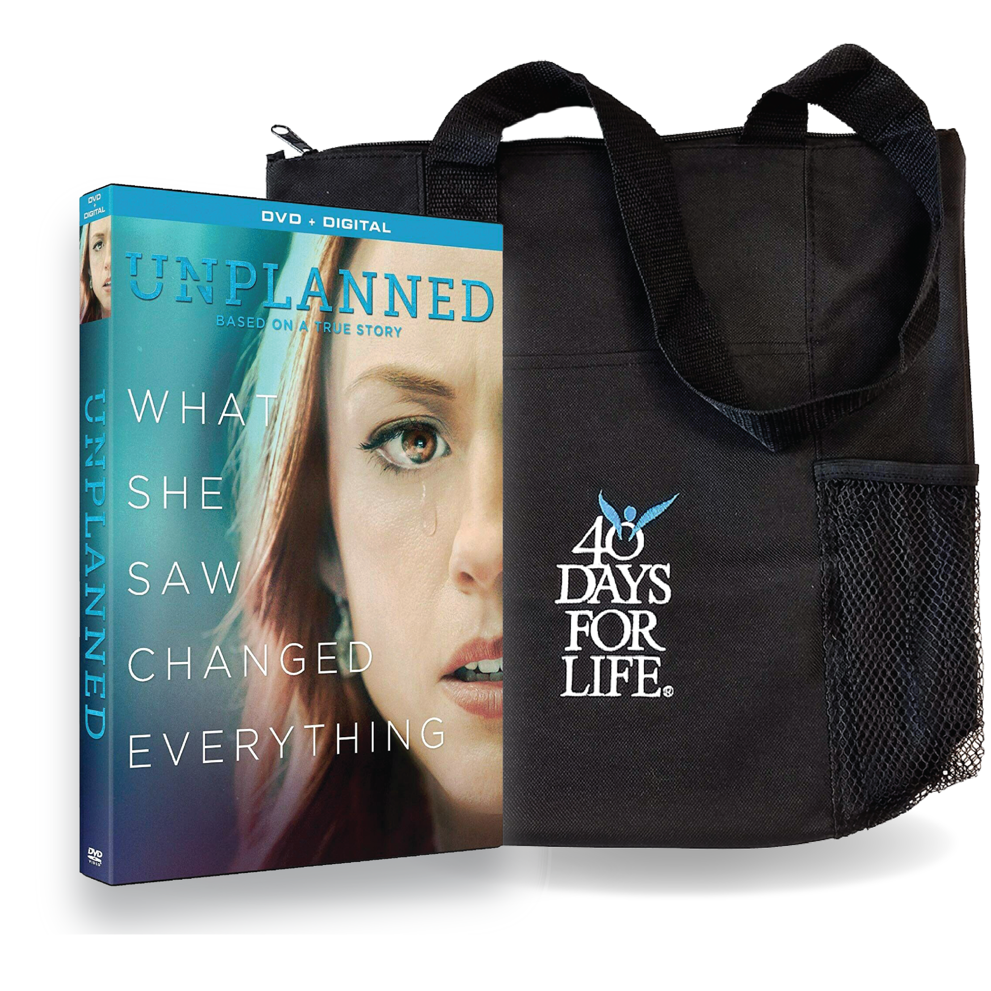 Unplanned & Tote Bag (4661148680278)