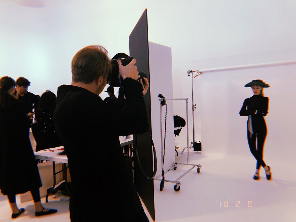 Eugenia Kim FW18 Behind The Scenes