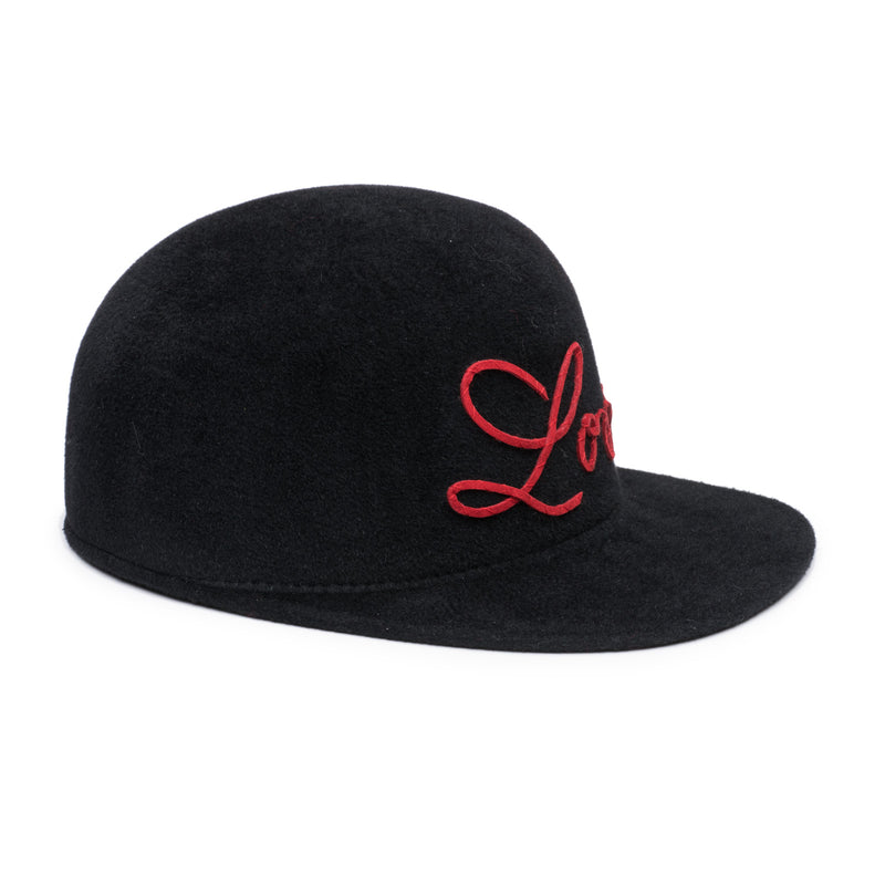 "Bo ""Love"" Wool Felt Cap"