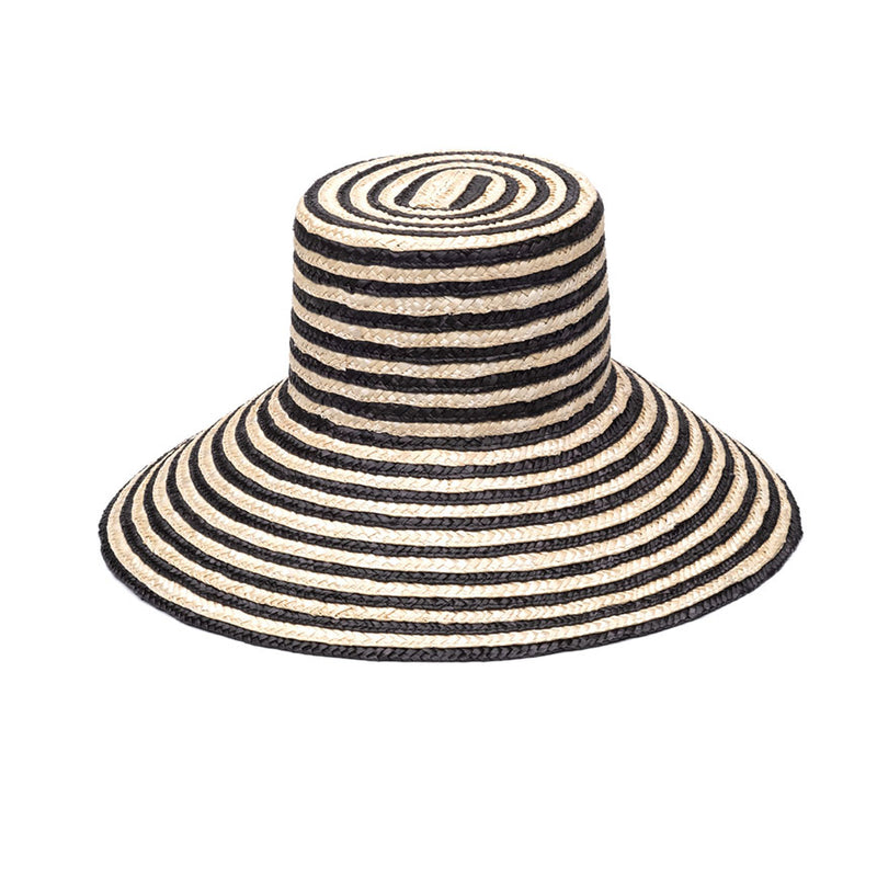 Annabelle in Stone/Black Stripe - Eugenia Kim