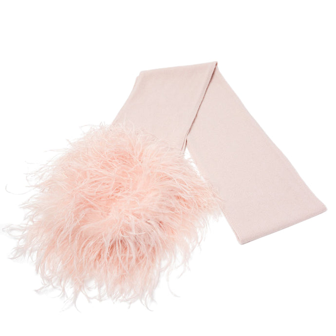 Candy Scarf in Blush - Eugenia Kim