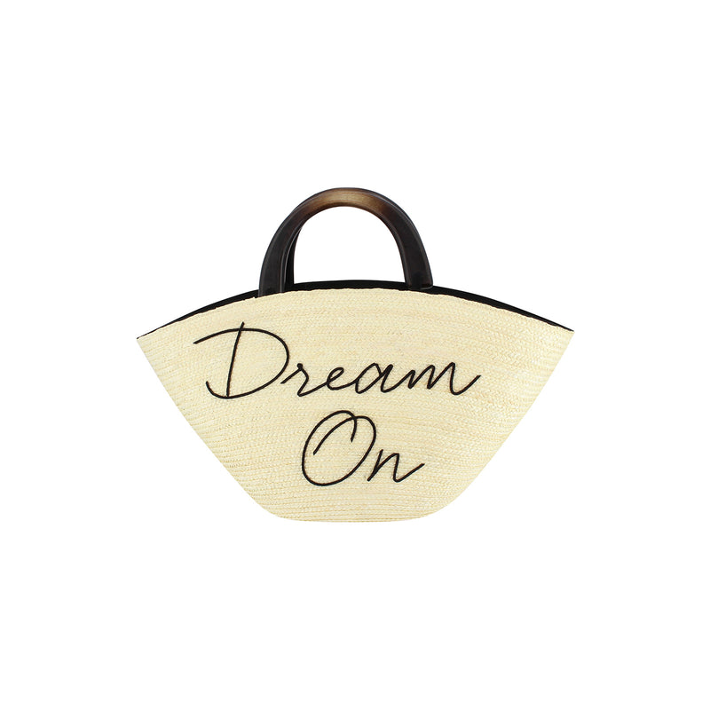 "CARLOTTA ""DREAM ON"" BAG - Eugenia Kim"