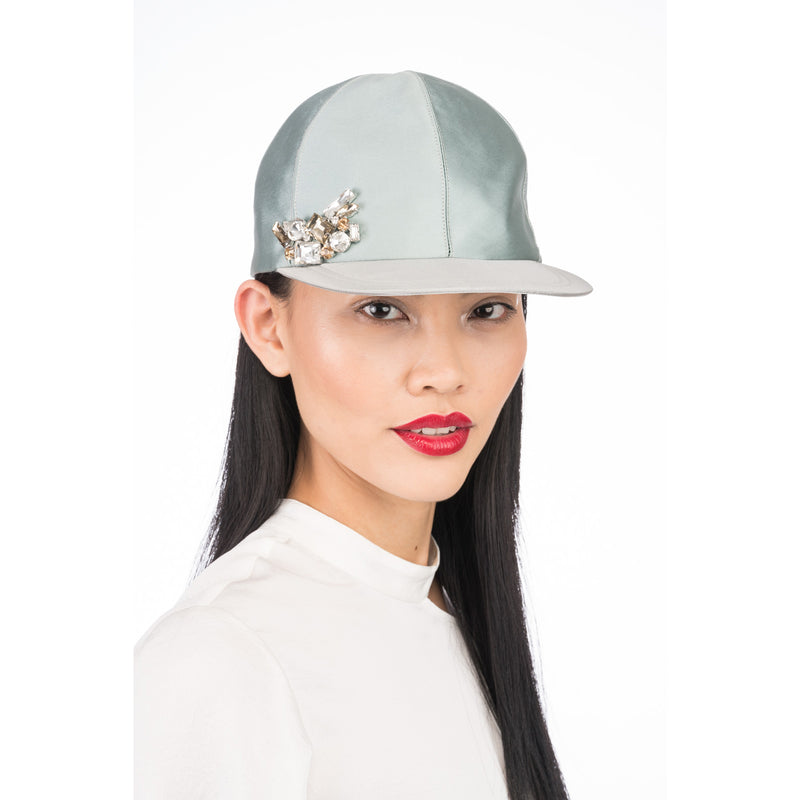 Darien in Mint/Silver - Eugenia Kim