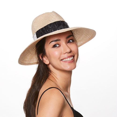 Emmanuelle in Natural Hemp - Eugenia Kim