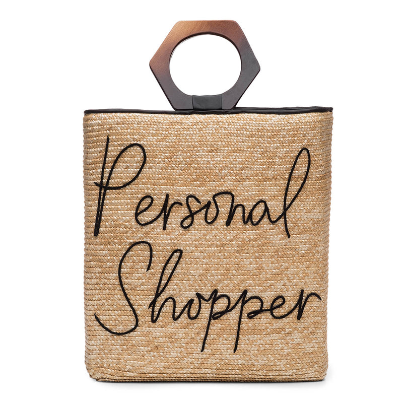 "Margaux ""Personal Shopper"" Shopper in Natural"