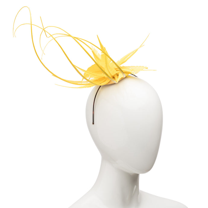 Ren Fascinator - Eugenia Kim