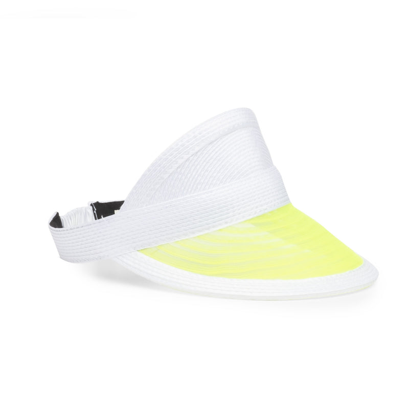 Vicky in White/Neon - Eugenia Kim