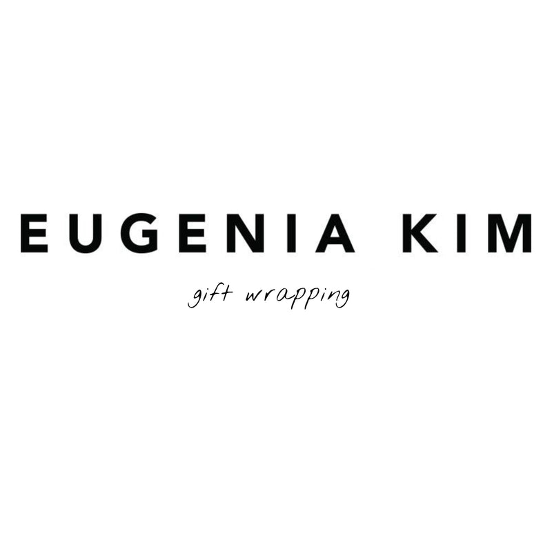 EugeniaKim.com Gift Wrapping
