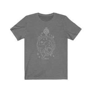 """Strength"" Scorpio Goddess Unisex Jersey Short Sleeve Tee"