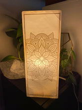 *Add-On Upgrade* 4-Side of Etching Onyx Lamp
