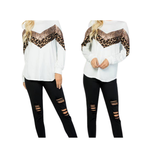 leopard long sleeve, leopard
