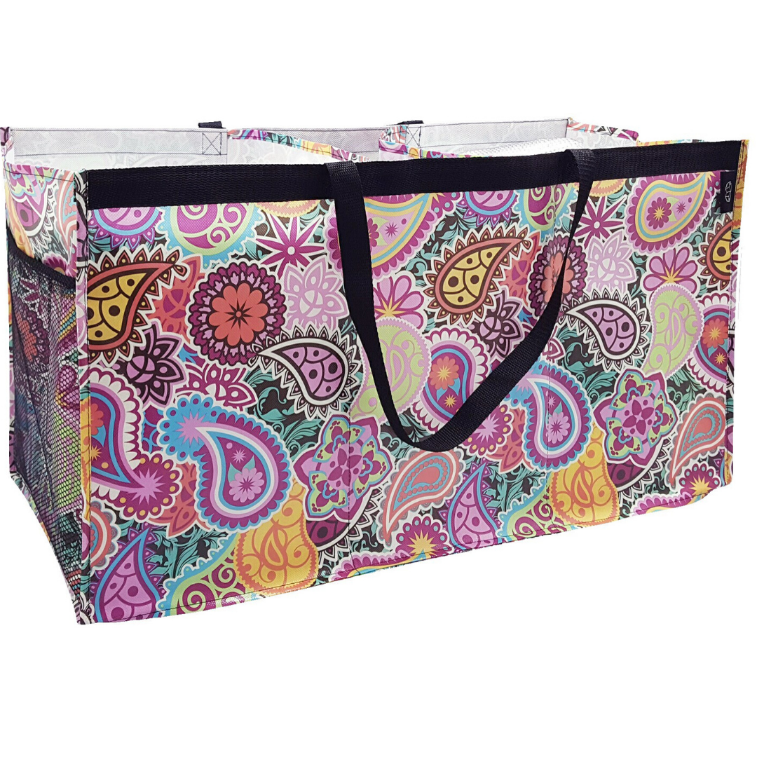 Pink Paisley Trunkster
