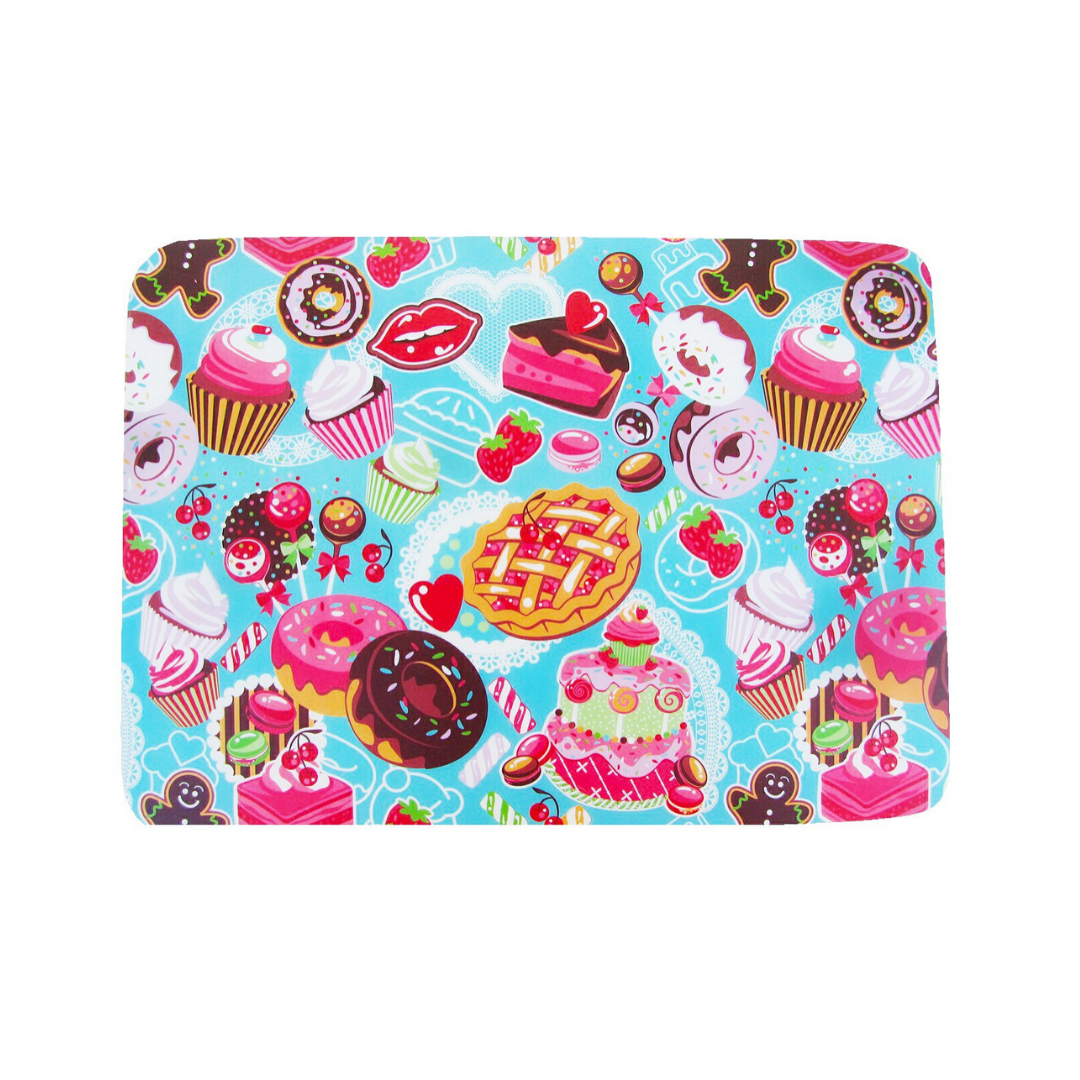Yummy Cakes Set of 4 Placemats
