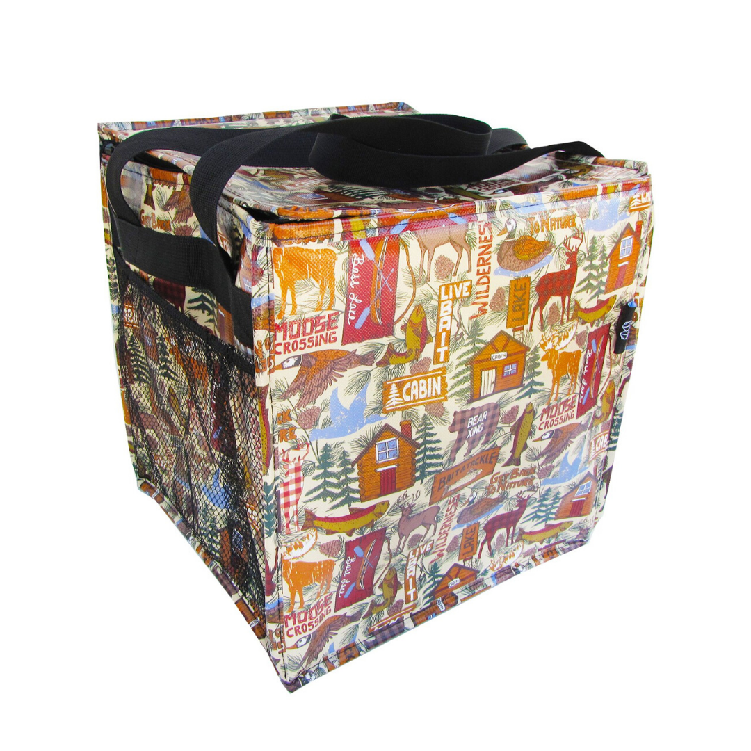 Cabin Daddy Trunkey Tote