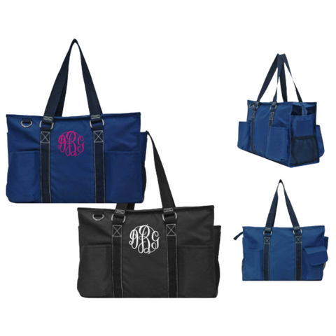 Solid Caddy Utility Tote