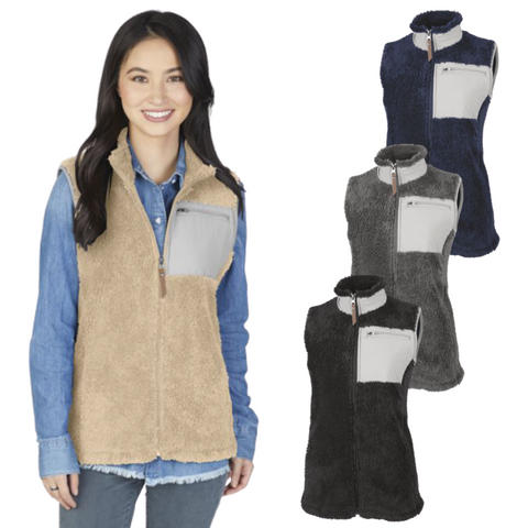 Women's Newport Fleece Vest