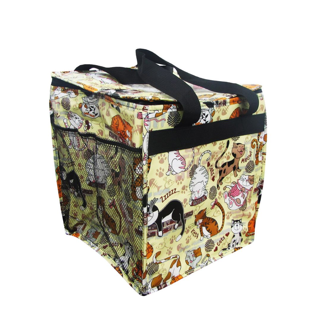 Pretty Purrfect Trunkster Tote